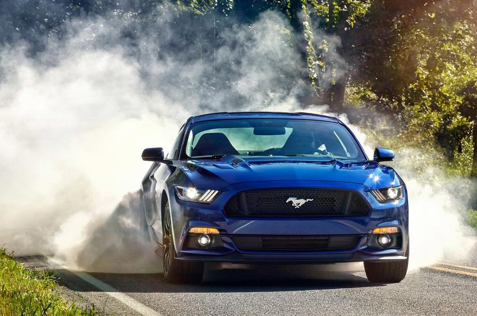 Ford Mustang Ultimate Stunt Car