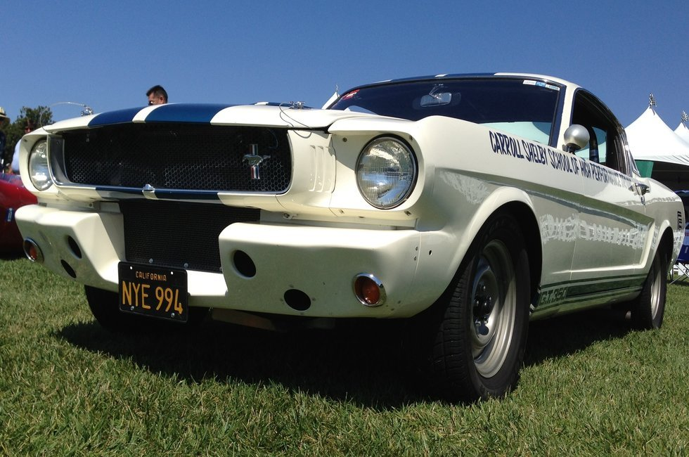 Throwback Thursday: Shelby School GT350