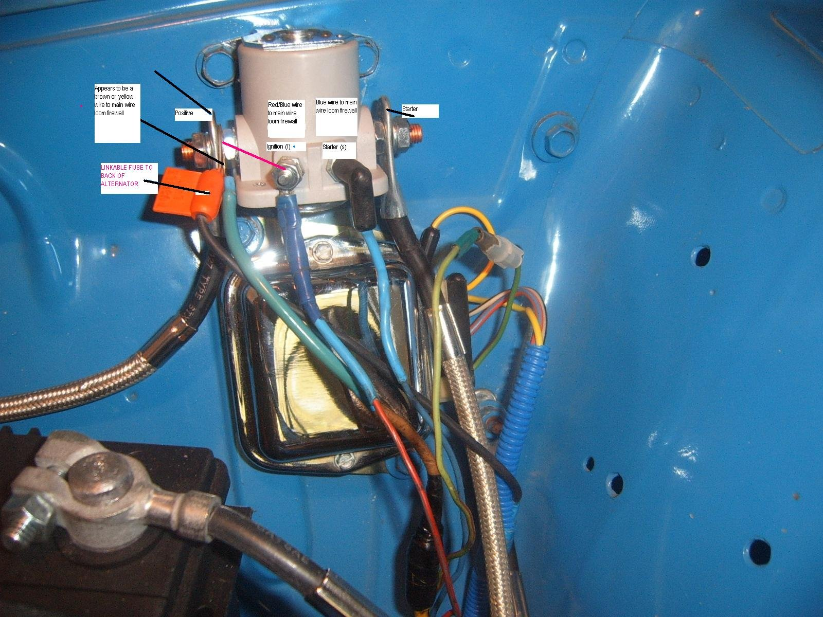 351w Wiring Diagram Landor Ford 302 Firing 1971 Mustang Ignition Issue Need Help Forum 1972 Order