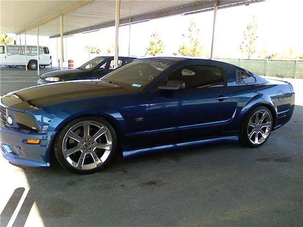 Where are my 2005-2009 Mustang Saleen lovers?? - Ford Mustang Forum