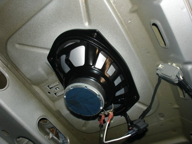 Rear 6x9 Speakers Ford Mustang Forum