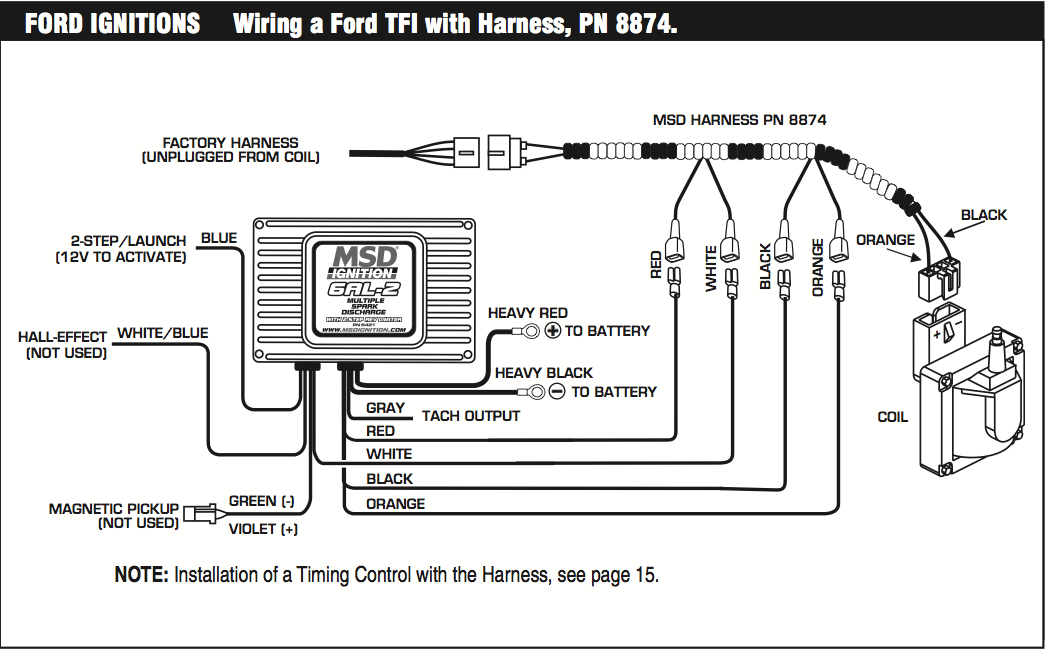 Wiring Diagram For Msd 6al : Need help wiring an msd al ford mustang forum