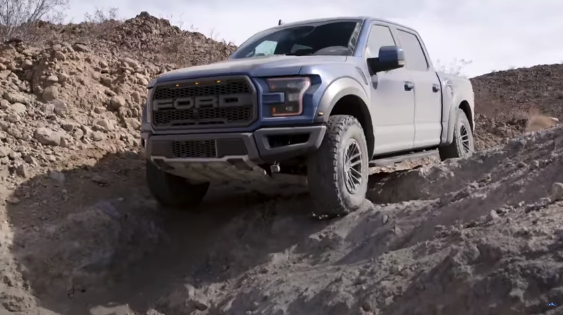 2019 Ford F-150 Raptor Adds Off-Road Cruise Control