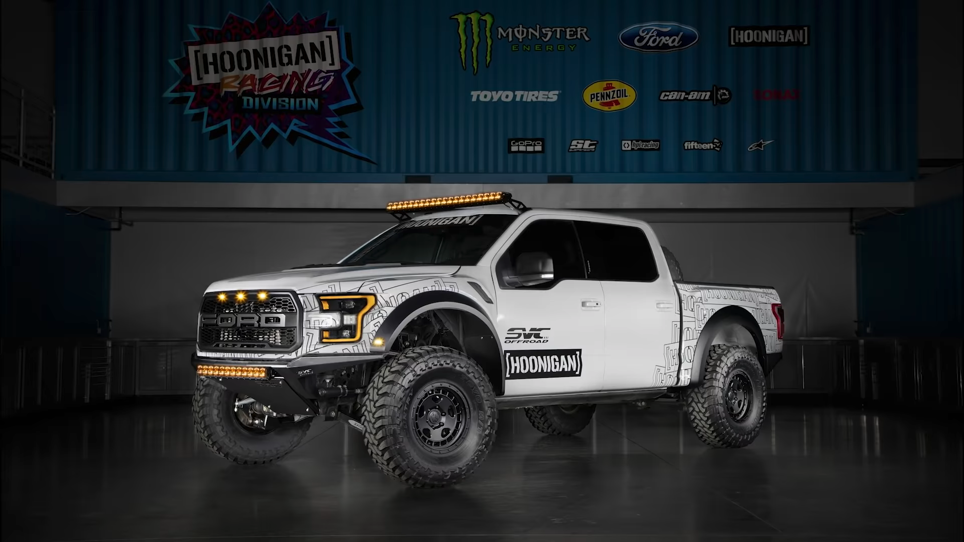 Watch: Ken Block Takes His New Raptor to Moab