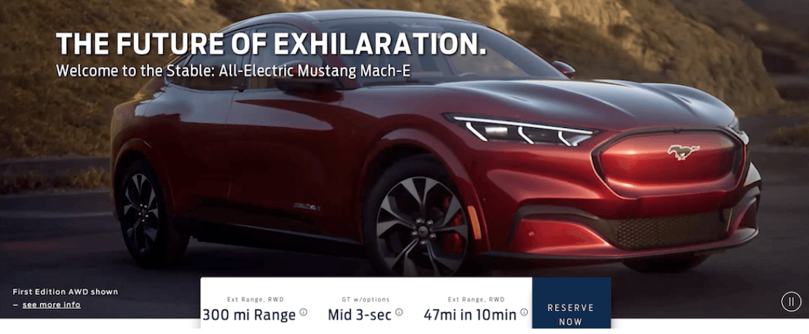 Alleged Mach-E Pricing, Specs, and Photos Leaked Ahead of LA Reveal