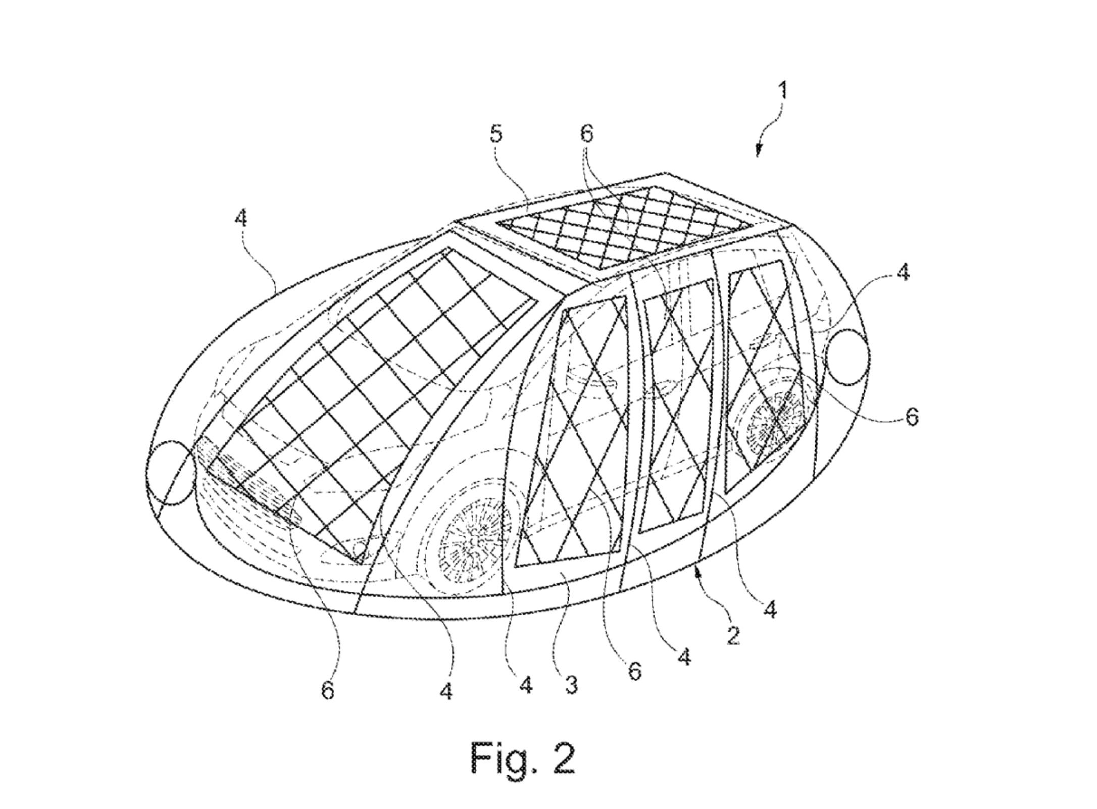Ford Patents Extendable Solar Panel Cocoon for EV Charging