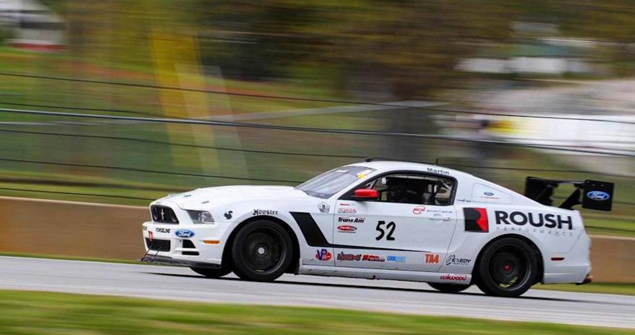 KohR Motorsports Takes on Trans Am at Road Atlanta