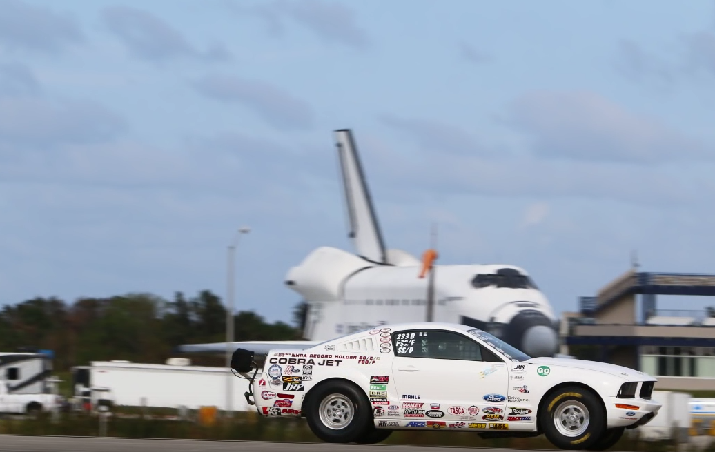 Watch This Cobra Jet Mustang Become the Fastest Cobra Jet Mustang in the World
