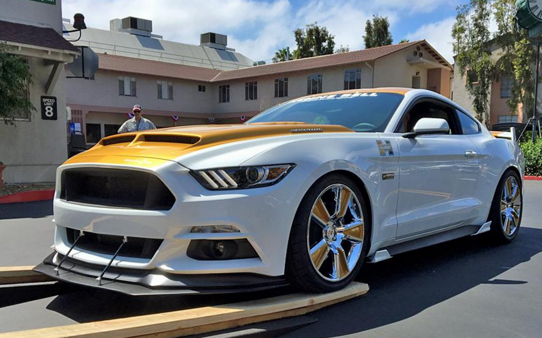 Hurst And Kenne Bell Come Together For A Custom Mustang