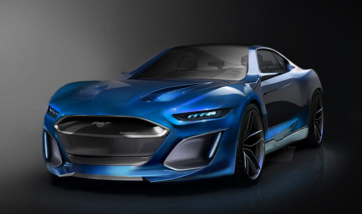 What Do You Think About This 7th Gen Mustang Render? - AllFordMustangs
