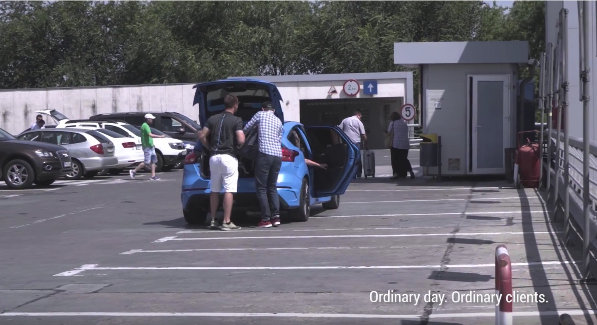 Ford Surprises Uber Customers With Focus RS