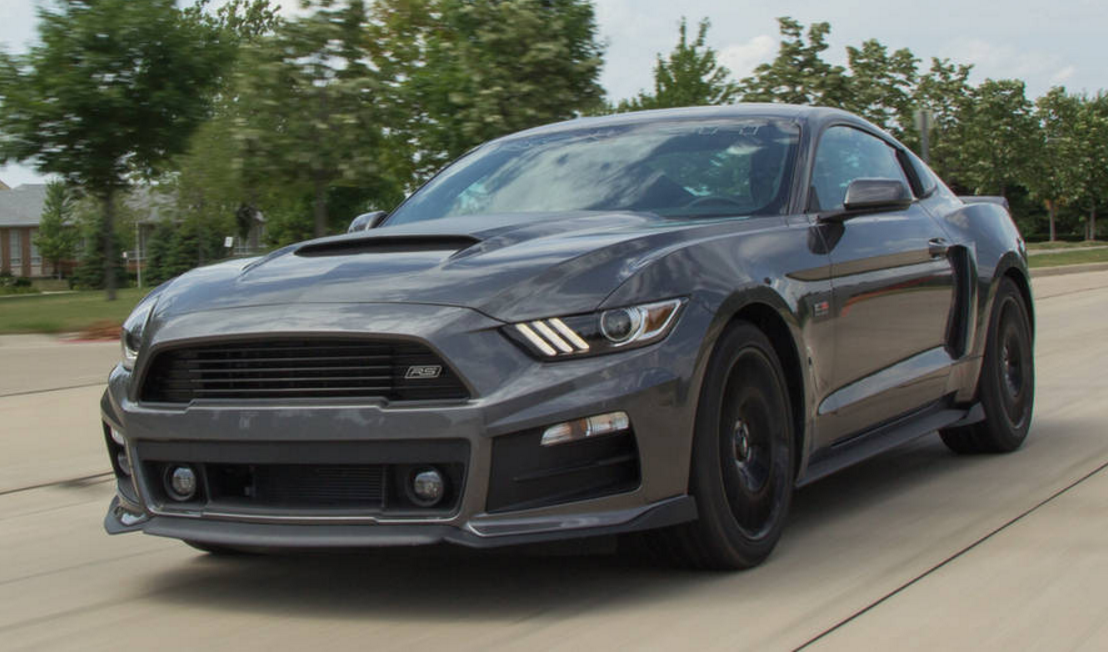 You Can Now Buy a Roush Mustang for $30,000