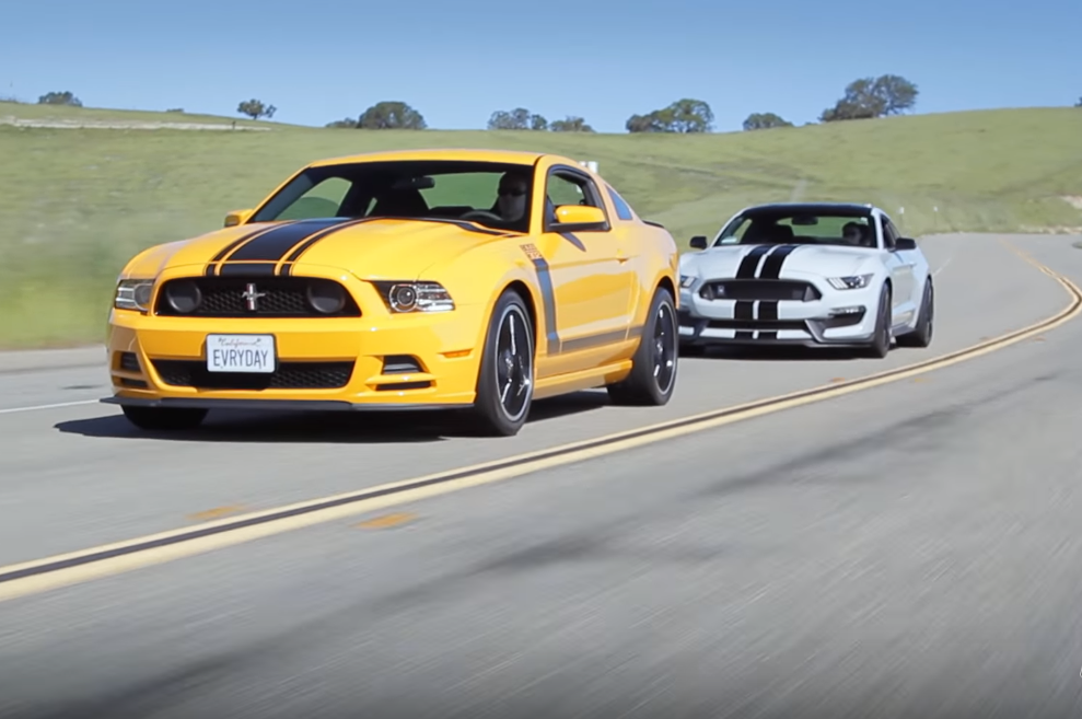 The Best Mustang Ever: Shelby GT350 or Boss 302?
