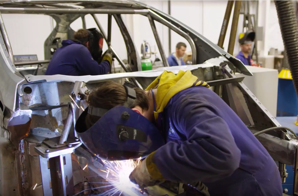 Project RX Episode 2: Craftsmanship and Assembly