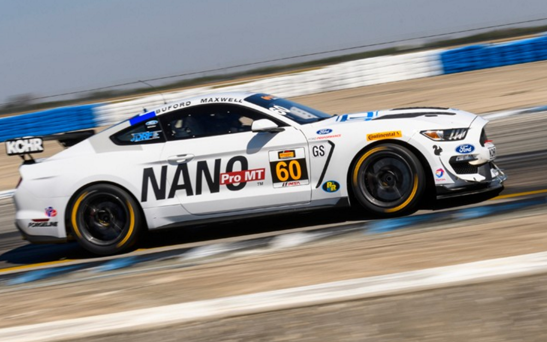 Mustang GT4 Gets First Win in Sebring!