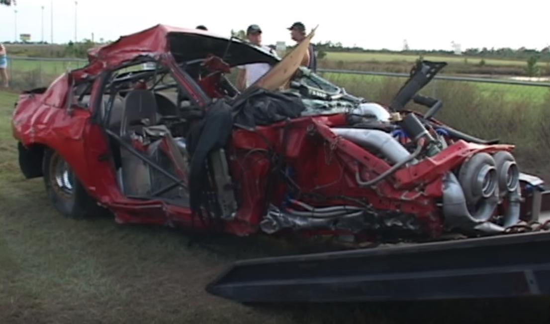 Top 10 Scariest Drag Racing Wrecks