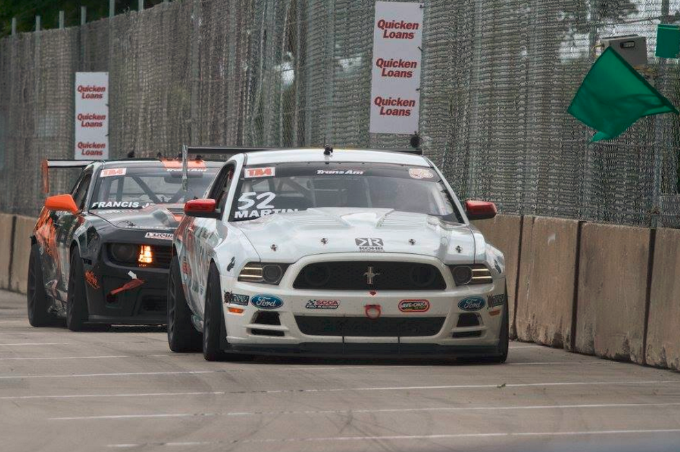 KohR Motorsports' Dean Martin is a Badass and This is Why