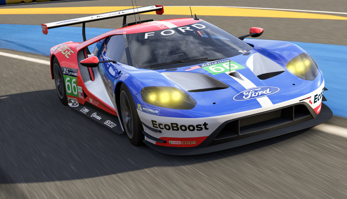 You Too Can Race the Ford GT LMGTE…