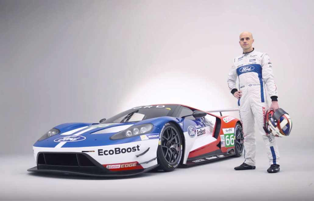 Ford Drops Franchitti For Final Three WEC Rounds