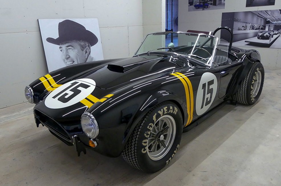 Shelby Introduces the Turnkey Sebring Tribute 289 Cobra Racecar