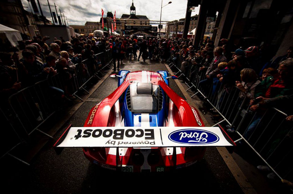 GALLERY: Ford GT Undergoes Scrutineering at Le Mans