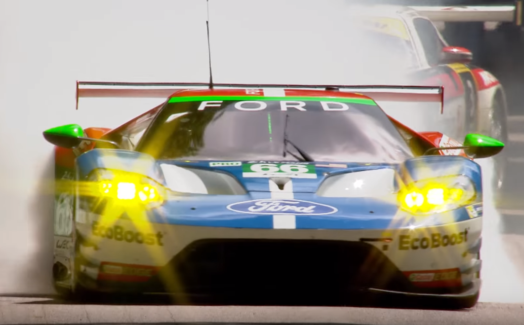 Ford GT Hits the Hill at Goodwood
