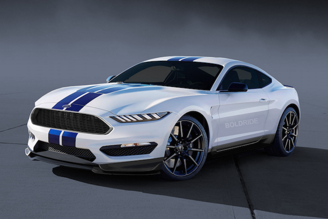What Do Think Of This 2020 Mustang Render?