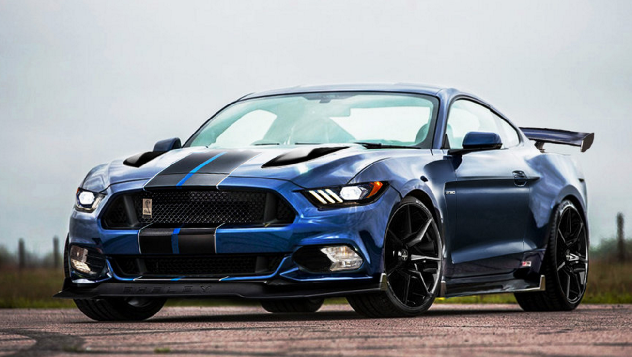Yay or Nay: 2018 Shelby GT500 Render