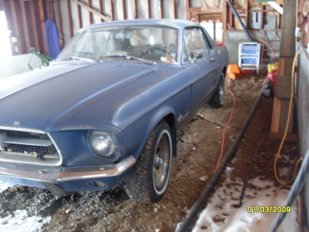 1967 Mustang Coupe Pre Sale Questions Ford Mustang Forum