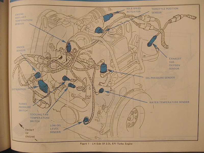 1984 SVO Mustang electric fan issue - Ford Mustang Forum