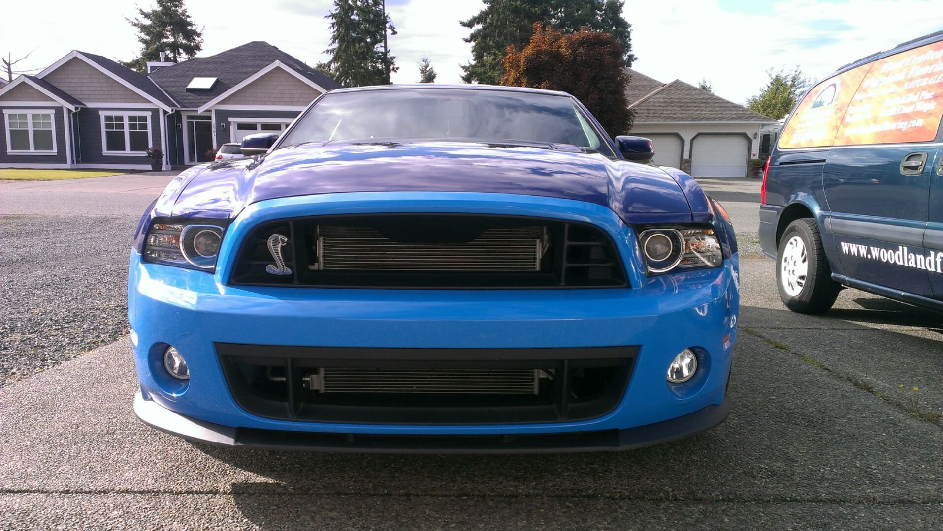 2013 gt to gt500 front end conversion archive s197 mustang forum s197forum com