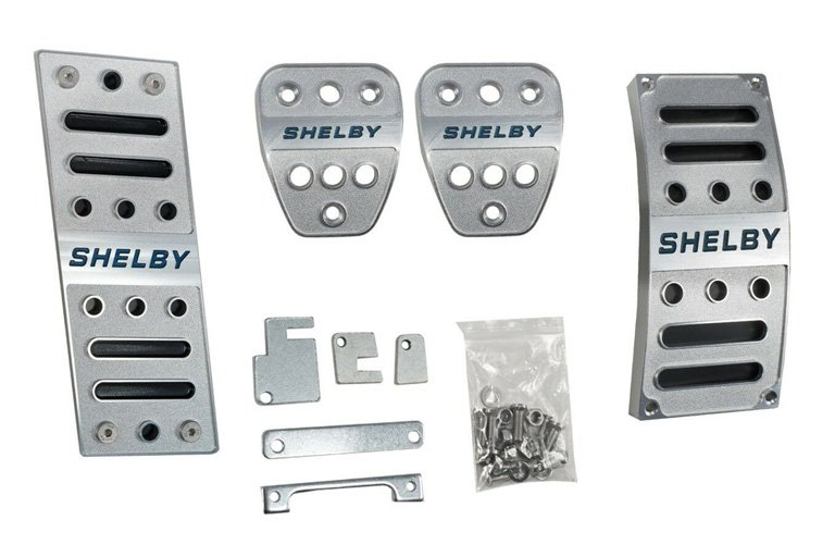 shelby ford mustang pedals