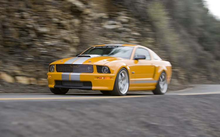2007 Shelby Gt Vs 2008 Shelby Gt Differences Ford
