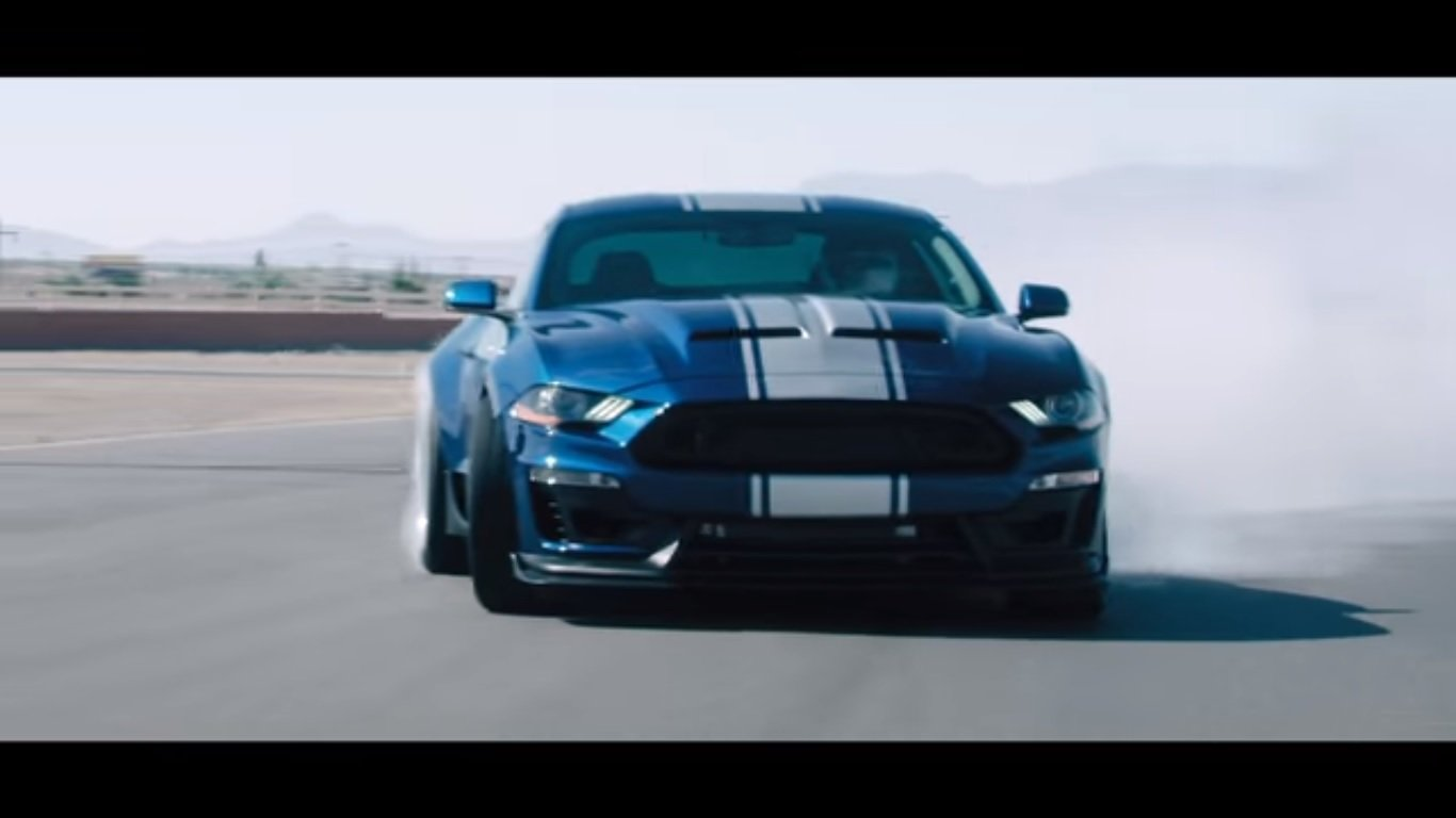 shelby super snake   incredible  hp allfordmustangs
