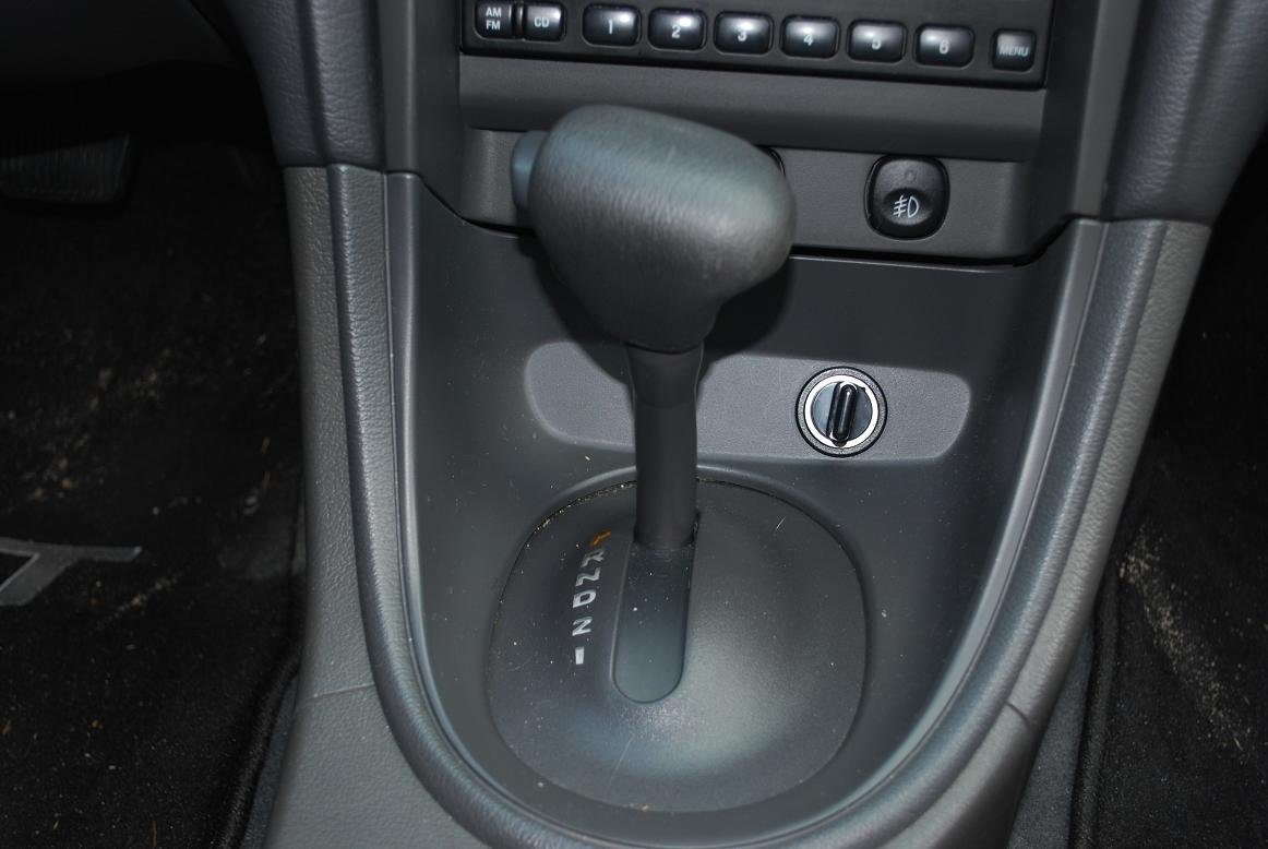 Install Guide Upr Shift Knob For Automatic Trans Ford