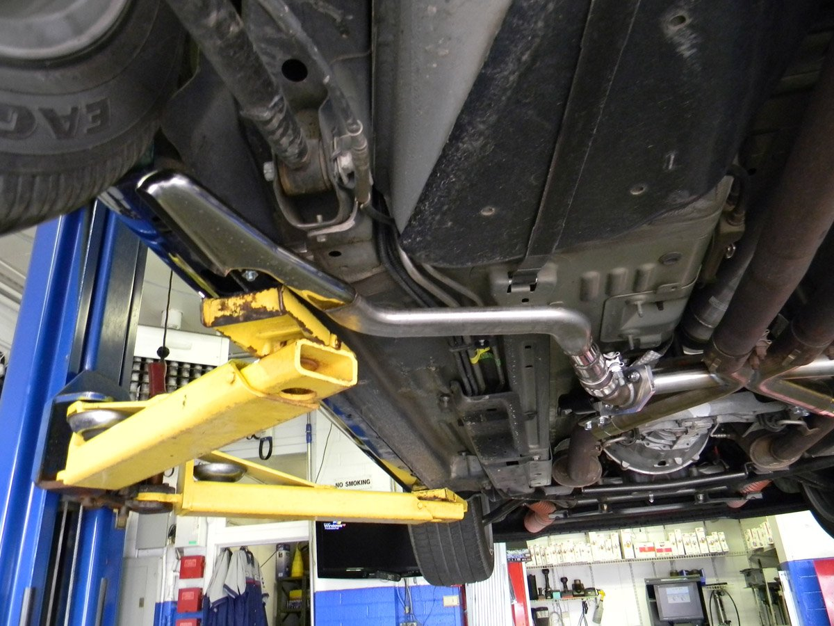 Boss 302 Exhaust On 2007 Mustang Gtcs Ford Mustang Forum