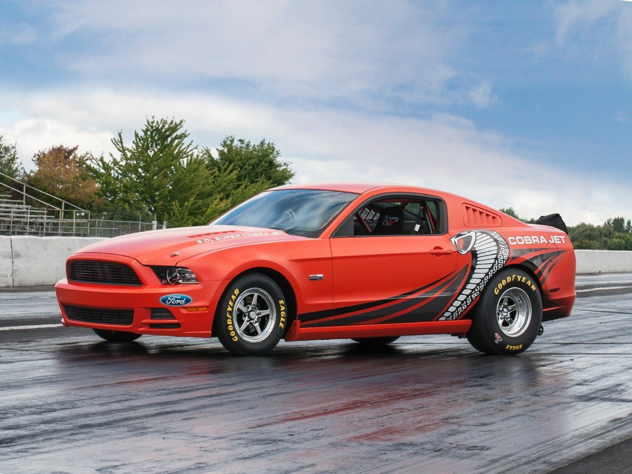 Calling all Cobra Jet Owners