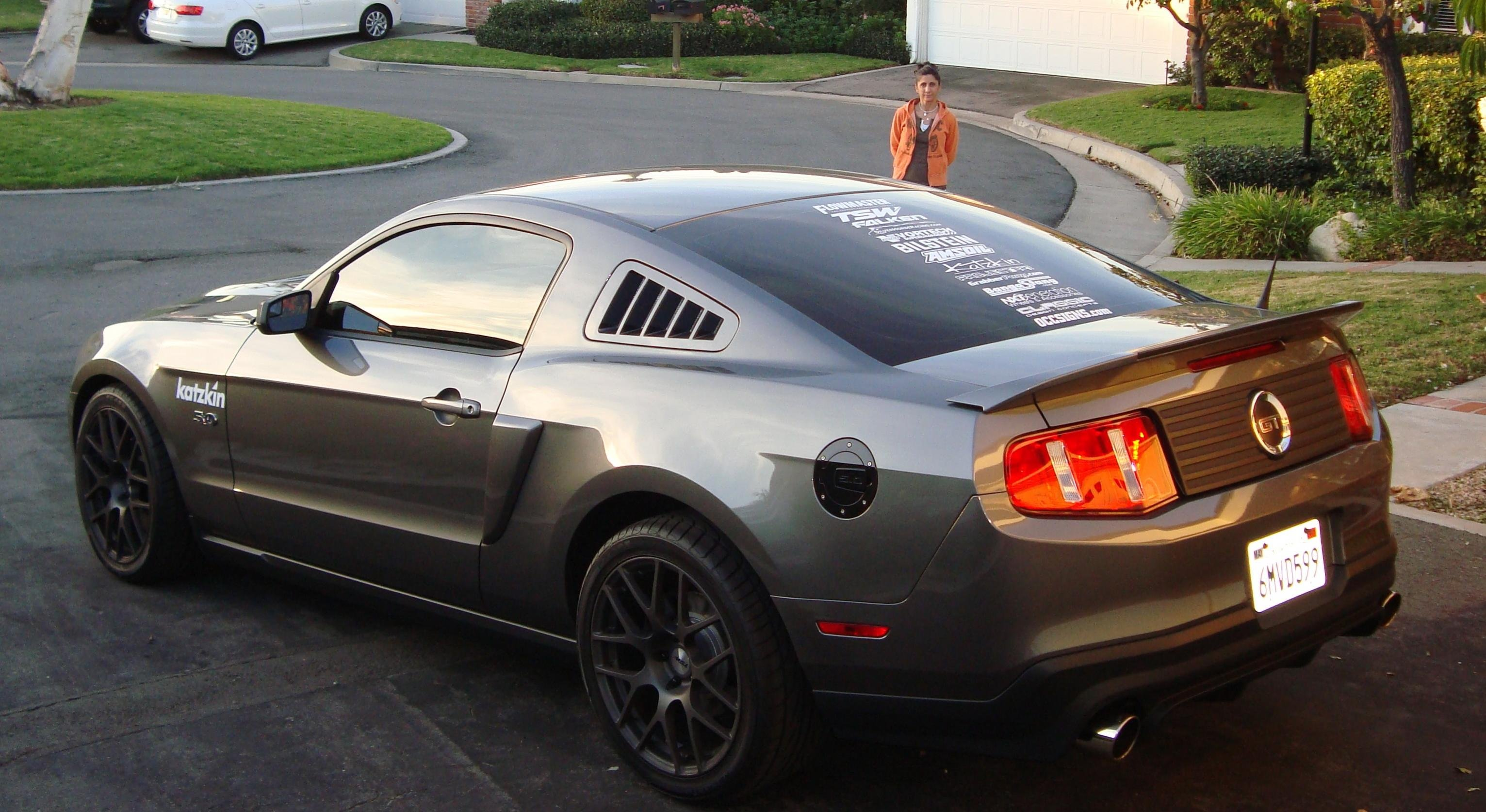 Forum Ford Mustang V8 Ide Dimage De Voiture 2011 Shelby Gt500 Wiring Diagram Hood Scoop Windows Louvers