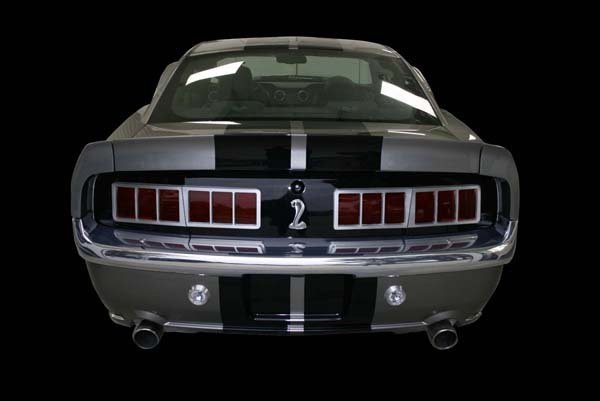 New Retrobuilt Gt500 Preview! - Ford Mustang Forum