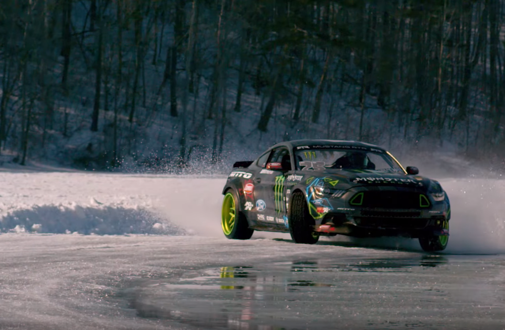 snow tires mustang