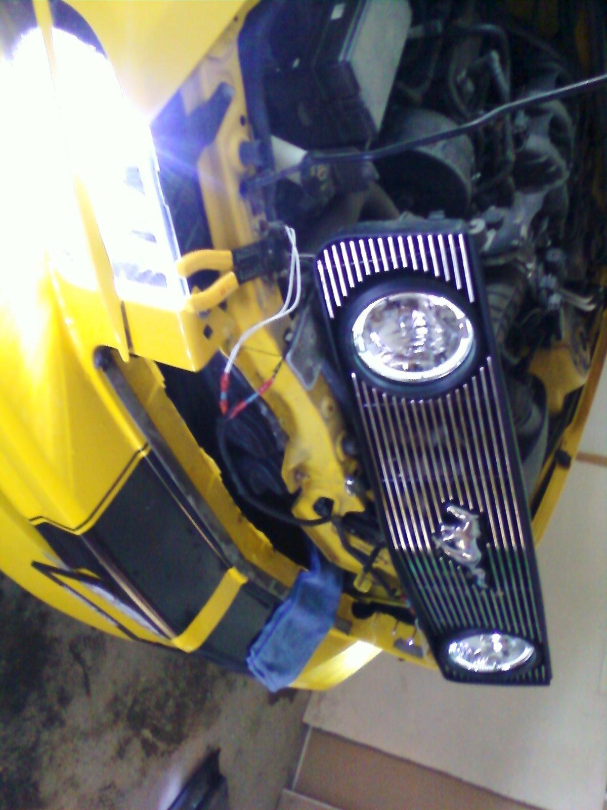 2006 Mustang V6 Fog Light Install Ford Mustang Forum