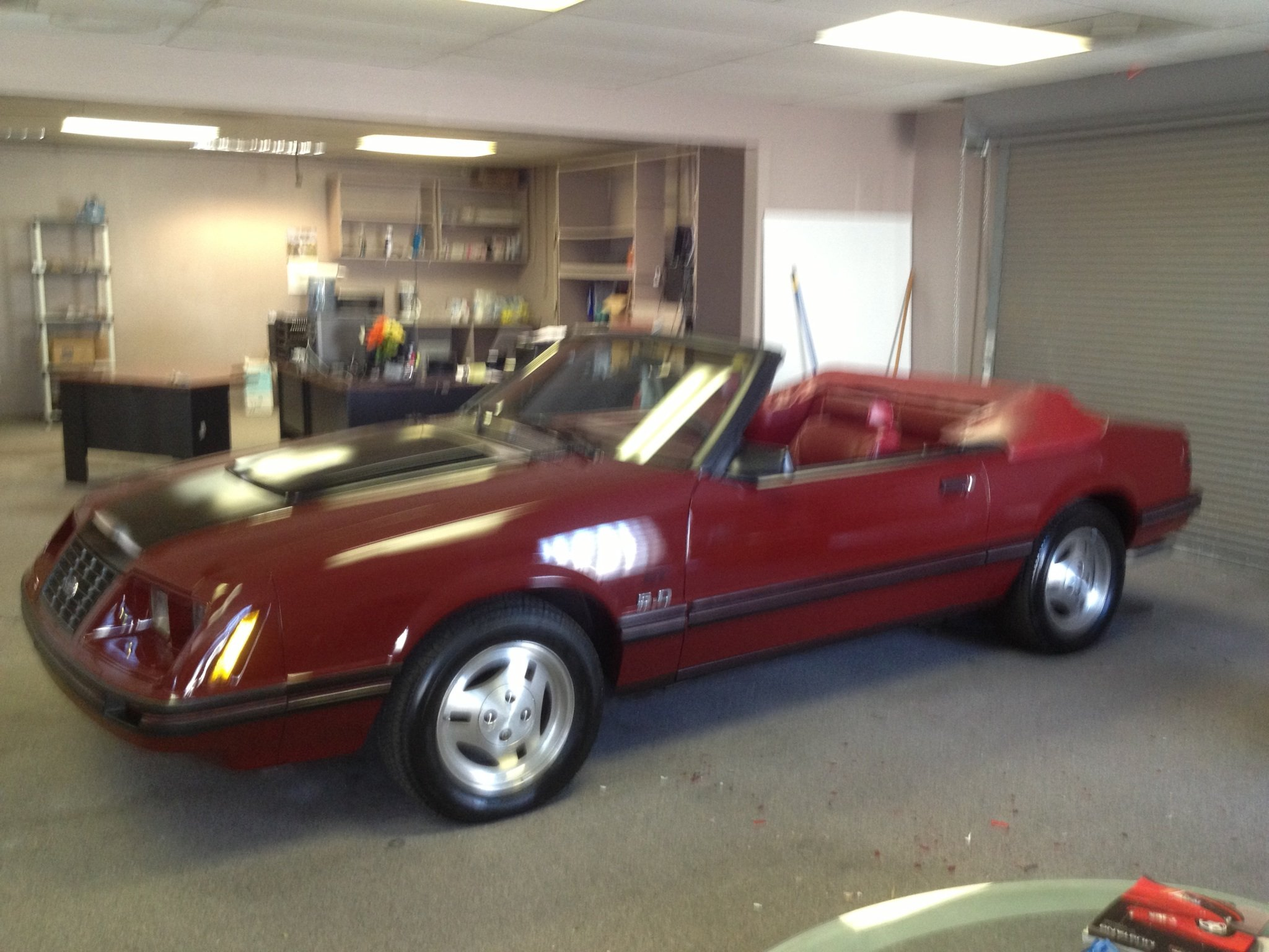 2010 Mustang Convertible For Sale >> What is a 1983 GT convertible worth - Ford Mustang Forum