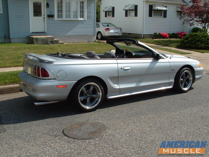Mustang Gt 94 Wheels Ford Mustang Forum