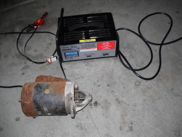 93659D1269061127 Shouldnt Starter Spin Connected Battery Starter 2