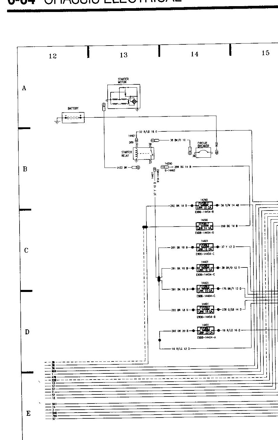 Obd1 Wiring Diagram 1990 Ford Mustang Library Starter Solenoid Lx 50 Problems