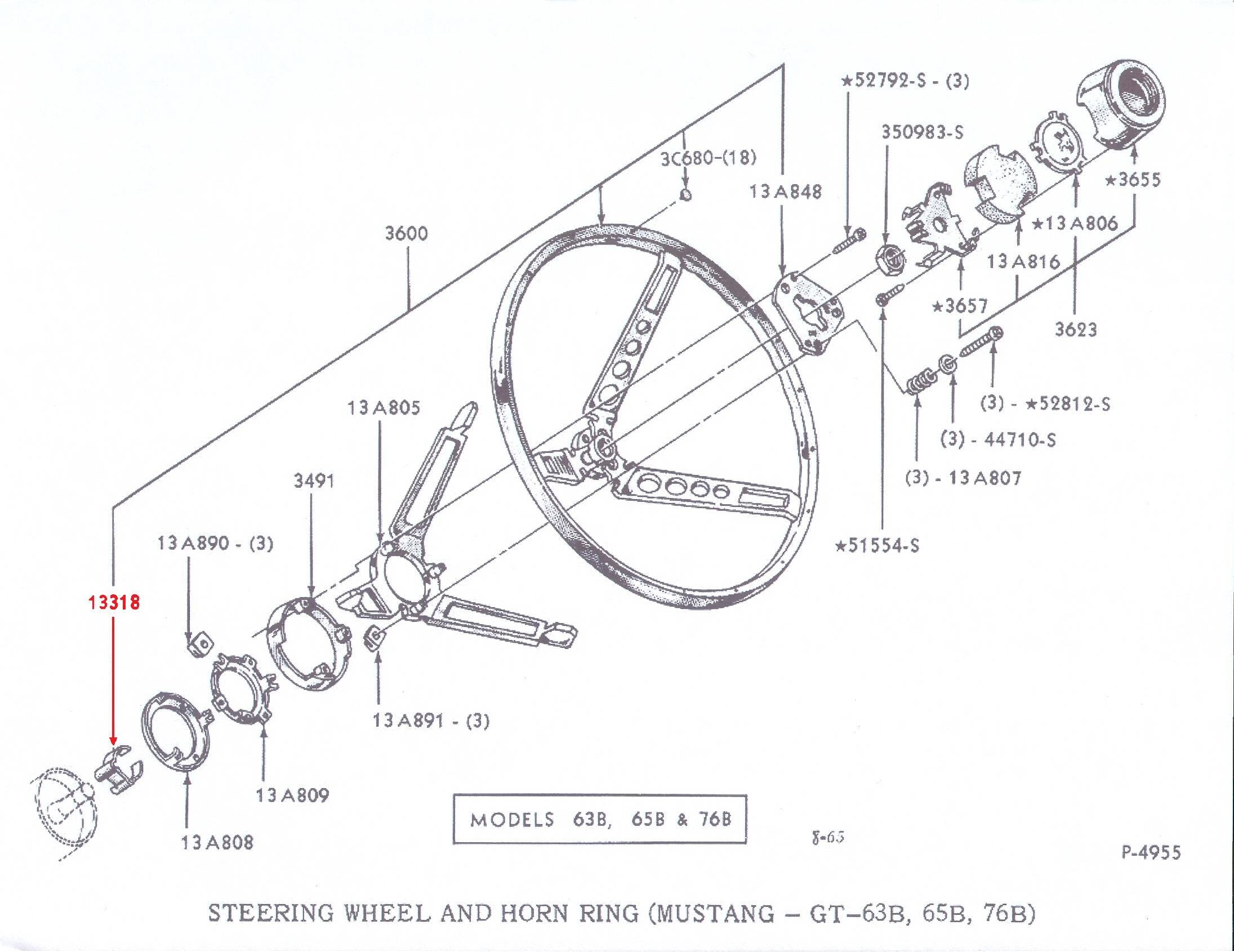 1967 Mustang Manual Steering Components Diagram Trusted Wiring Ford Shelby 67 Auto Today U2022 Body Parts