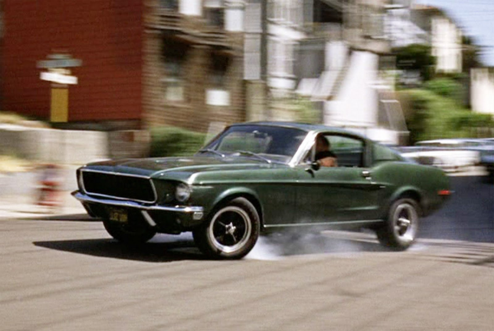 What Ever Happened to the Other Bullitt Mustang