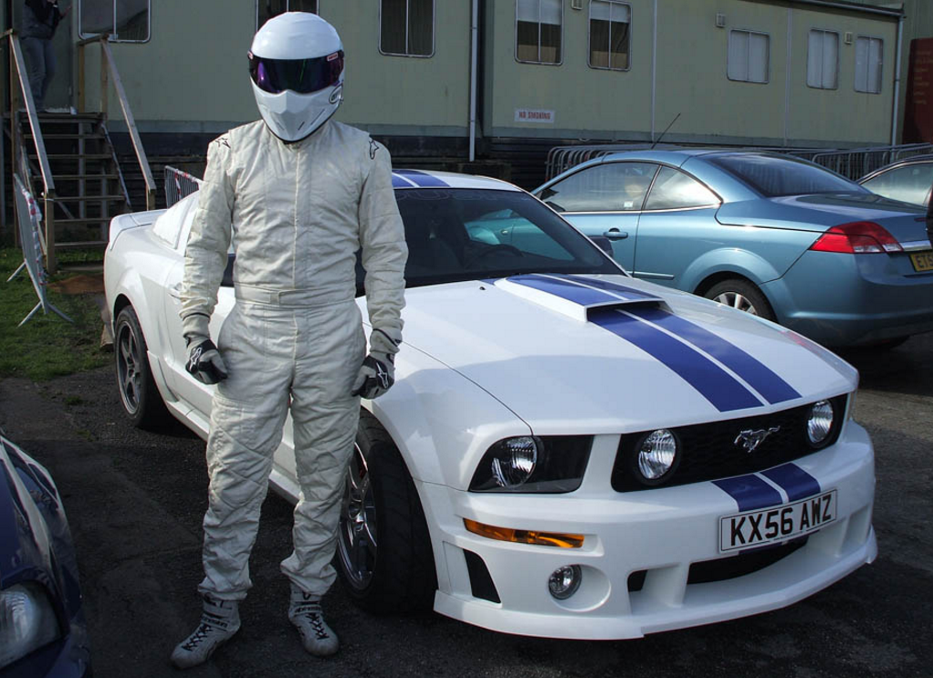 Top Gear Will Drift a Mustang Across the London Bridge