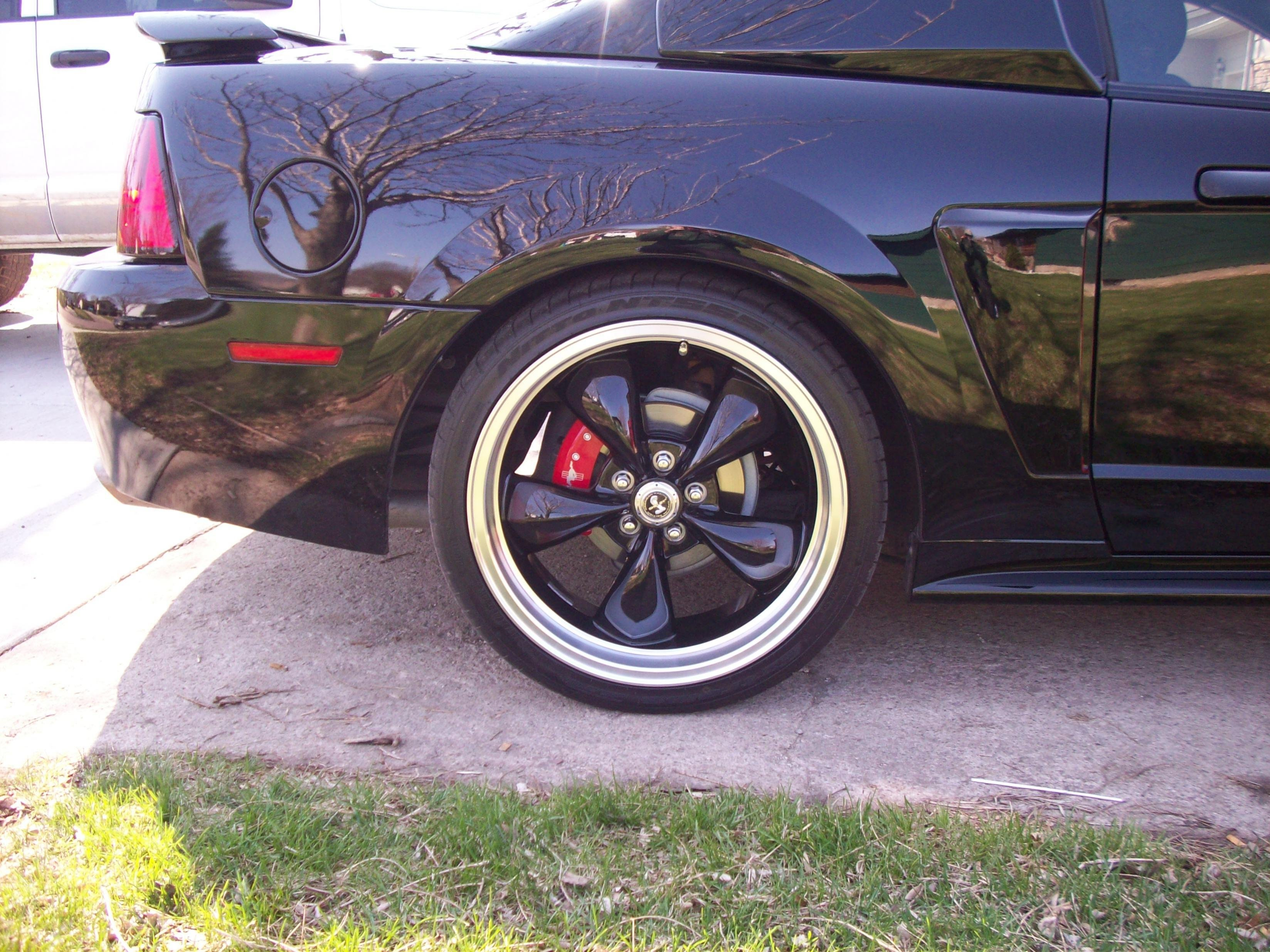 Looking for people with 20s on their 1999 2004 mustang sturgis mustang