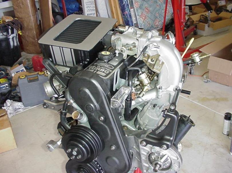 Ford Car Motor Fuel Sensor
